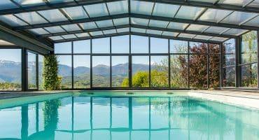 Welche Art der Poolüberdachung sollte gewählt werden?