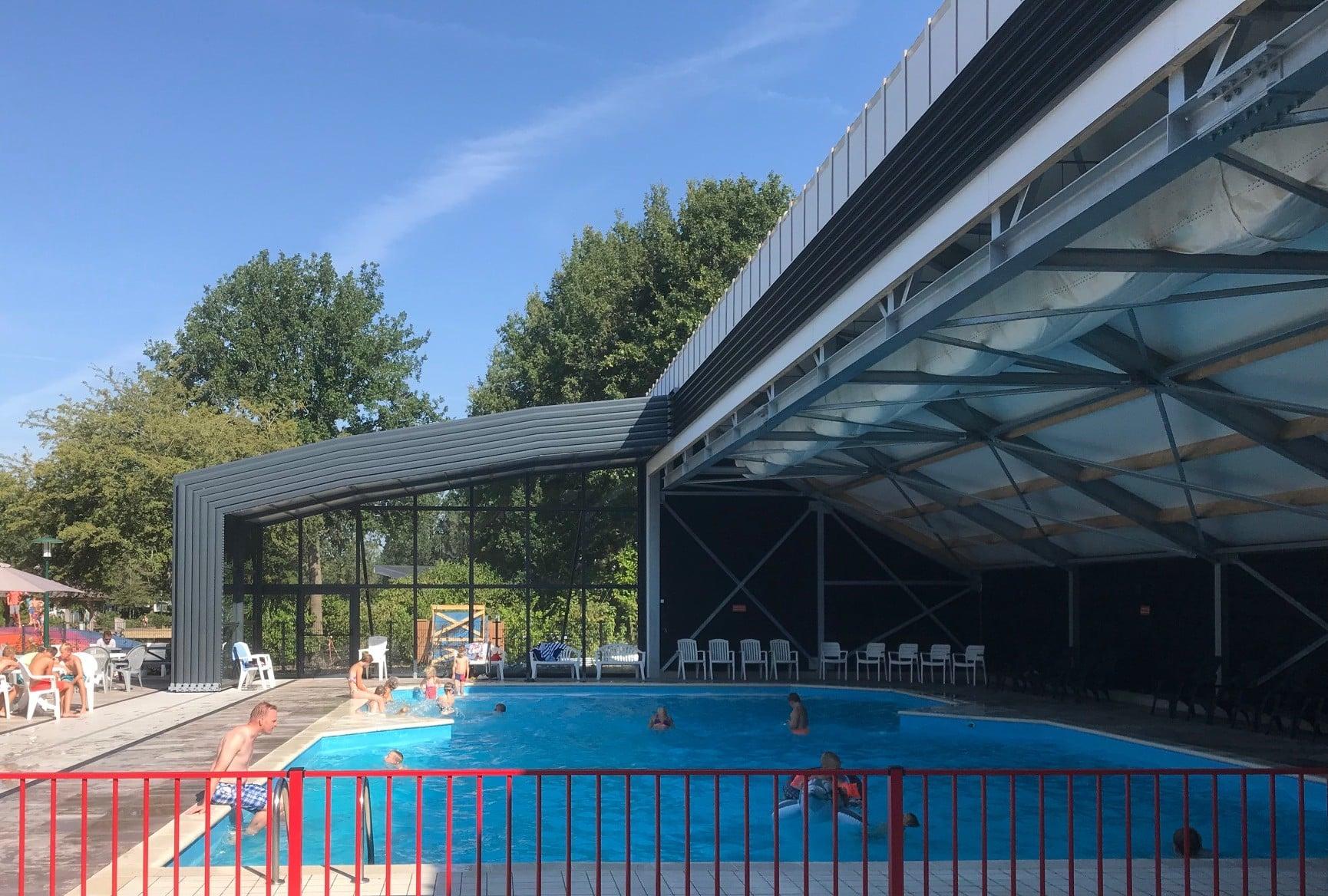 Überdachungen für öffentliche Einrichtungen - Rheezerveen, Niederlande